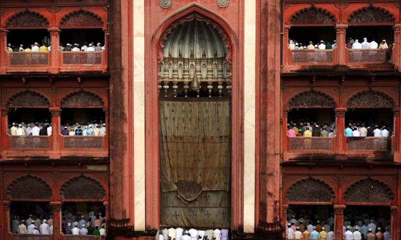 INDIA-RELIGION-ISLAM-EID