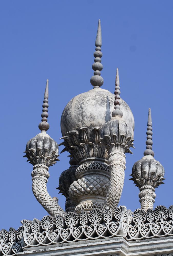 Paigah_Tombs-minar