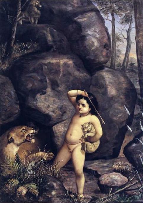 Raja_Ravi_Varma_-_Mahabharata_-_Bharata