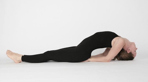 30 Yoga postures to cure back pain