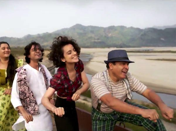 The Tippa song of movie Rangoon – by Keya Dutta